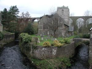 Pensford Church
