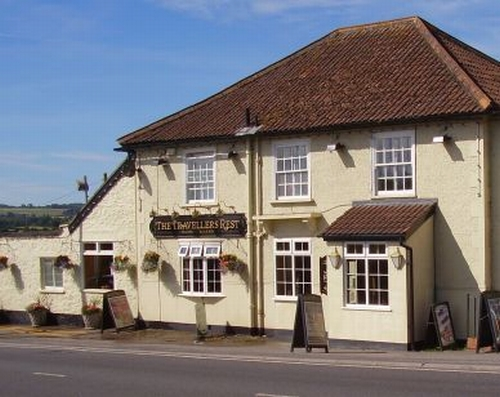 The Travellers Rest, Pensford
