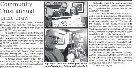 Chew Valley Gazette Jan 2015
